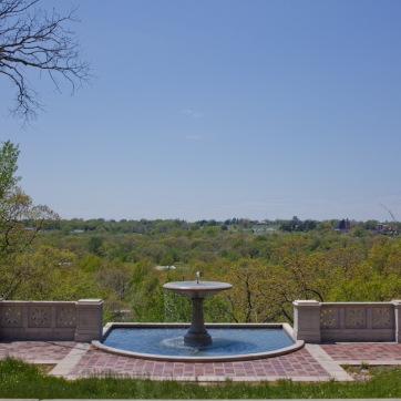Swope Memorial Fountain