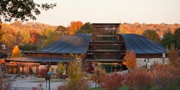 Deramus Education Pavilion