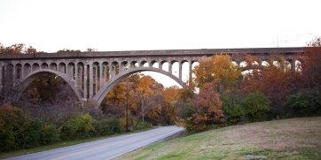 Kansas City Southern Railroad Bridge