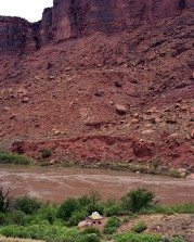 By the Colorado River, from Utah part 2 : Moab, 2017