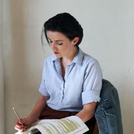Actress Reading, Kansas City, Kanssouri, 2016