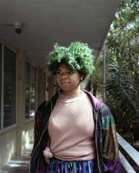 Jessica, Tulane University, from The Delta, New Orleans 2017